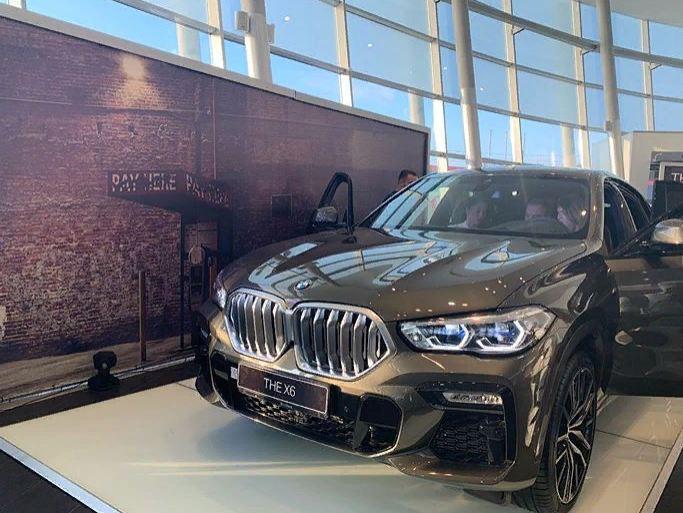 Жители Сибири разобрали большую часть квоты на новое поколение BMW Х6 еще до презентации модели - Изображение