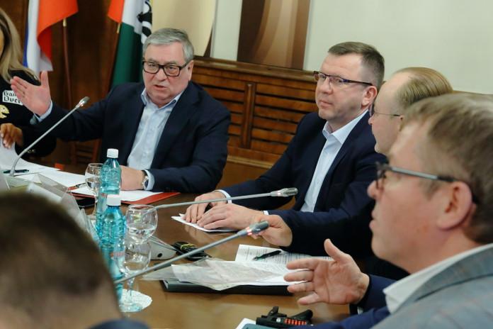 Миниатюра для: Депутаты новосибирского Заксобрания выступили за усиление контроля за благоустройством