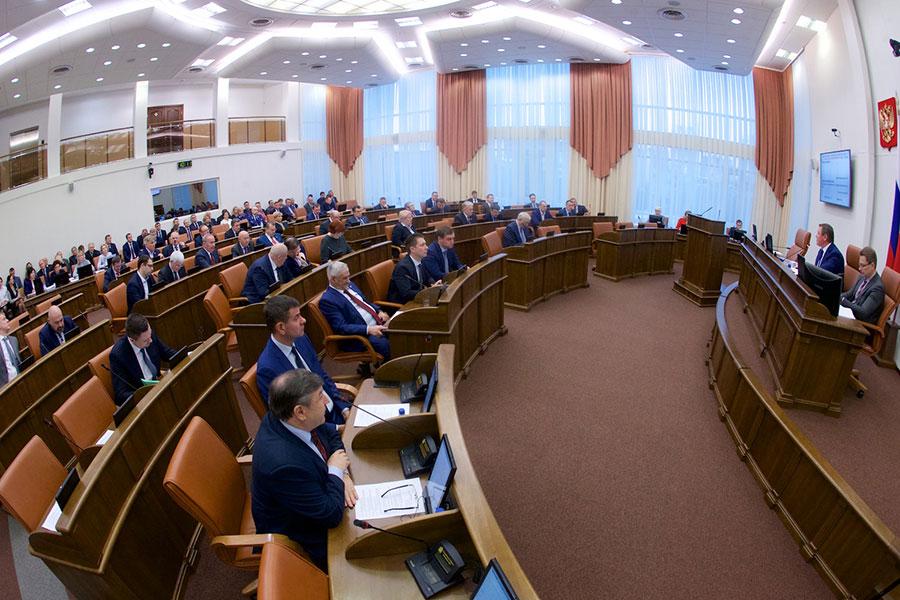 Главный финансовый документ Красноярского края на 2020 год стал дефицитным