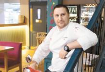 Андрей Яресько в ресторане Morricome Pizza&Wine