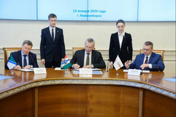 Миниатюра для: В 2021 году в Новосибирской области откроют три железнодорожных вокзала