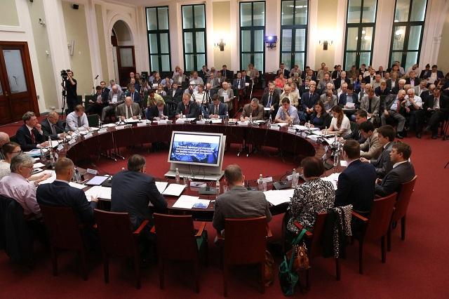 Миниатюра для: В Новосибирске пройдет выездное заседание Совета ТПП РФ по промышленности