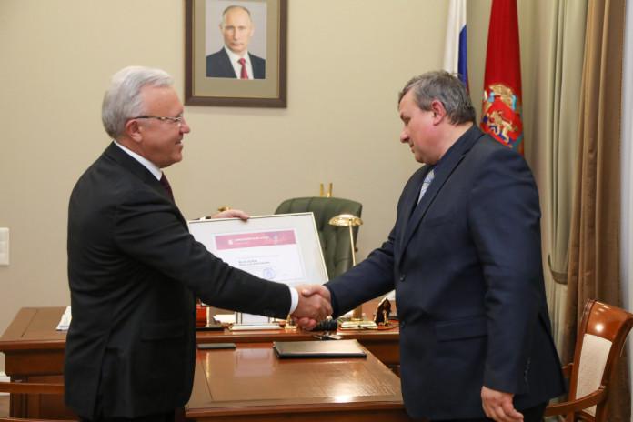 Миниатюра для: Губернатор Красноярского края принял отставку глав четырех районов