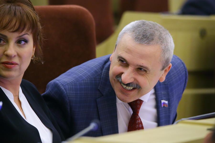 ЕР поручит доктору Иванинскому борьбу за «барабинский» мандат в новосибирском Заксобрании - Изображение
