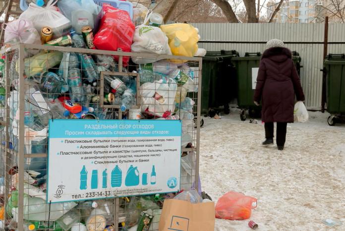 Миниатюра для: Новосибирскому регоператору дали сутки для наведения порядка с мусором