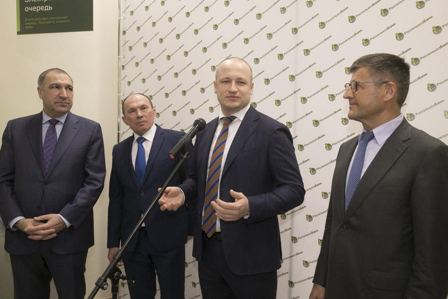 «Россельхозбанк» в Новосибирске начал выдавать сельскую ипотеку под 3% годовых