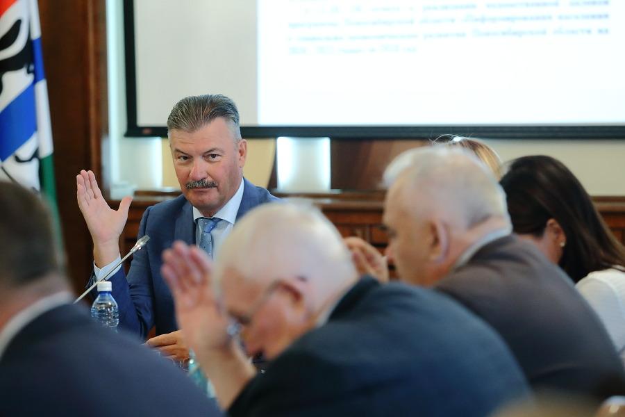 ЕР поручит доктору Иванинскому борьбу за «барабинский» мандат в новосибирском Заксобрании - Картинка