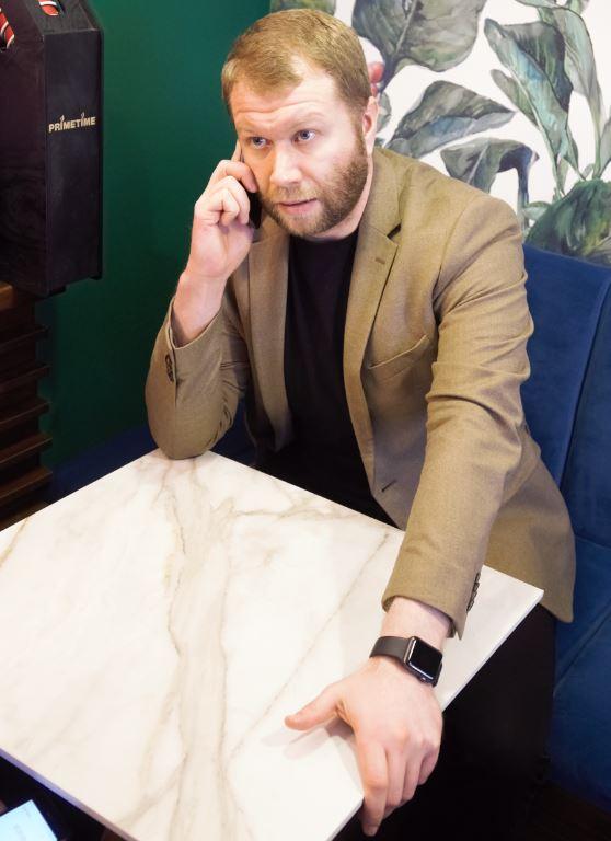 Миниатюра для: Владелец PRIMETIME COFFEE Антон Горестов покупает новосибирские кофейни сети Organic Coffee