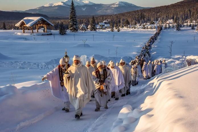 Миниатюра для: Руководителей крупной красноярской секты арестовали в Новосибирске