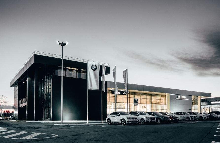 Дилерский центр Hyundai вошёл в состав группы компаний «БАРС» под руководством известного омского бизнесмена Виталия Ольшанского - Изображение