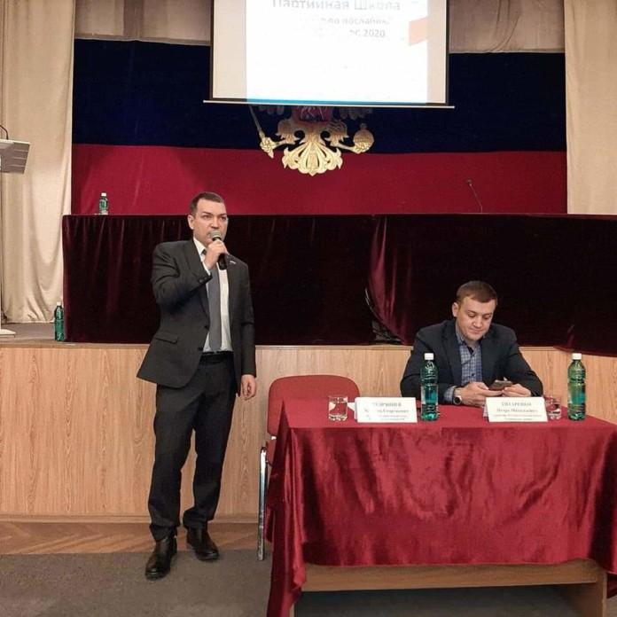 Миниатюра для: Новосибирские единороссы рассказали об уже утвержденных Госдумой мерах семейной поддержки