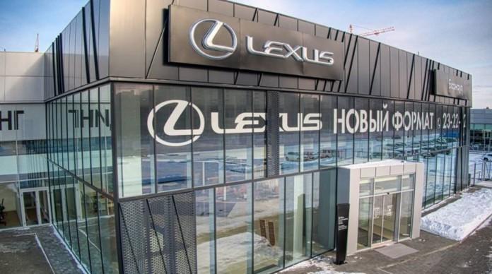 Миниатюра для: В Сибири открылись новые дилерские центры Toyota и Lexus