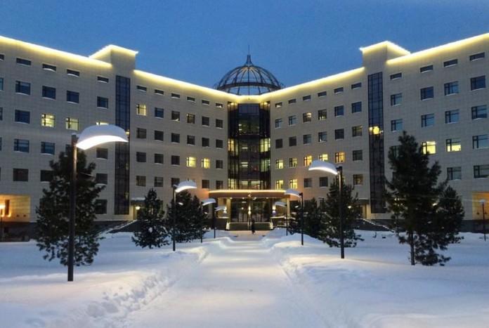 Миниатюра для: В новосибирском Академгородке рядом с НГУ появится новая железнодорожная станция