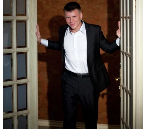 Новый мэр Оби Павел Буковинин Фото с личной страницы Павла Буковинина в vk.com