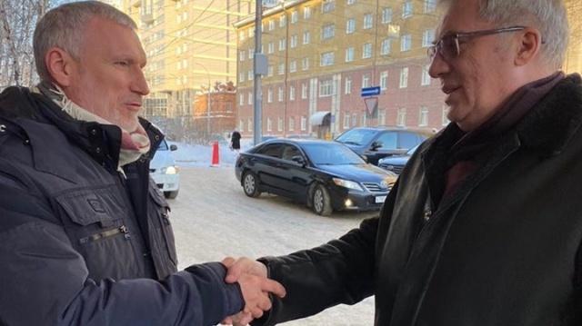 Миниатюра для: Экс-губернатор Новосибирской области Виктор Толоконский будет сотрудничать с «Родиной»