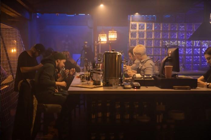 Миниатюра для: Основатель сети PRIMETIME COFFEE Антон Горестов открыл lounge-бар в центре Новосибирска