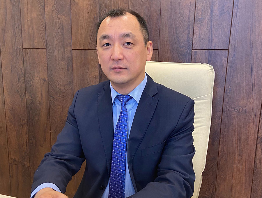 Руководитель Абсолют Банка в Новосибирске Александр Ким