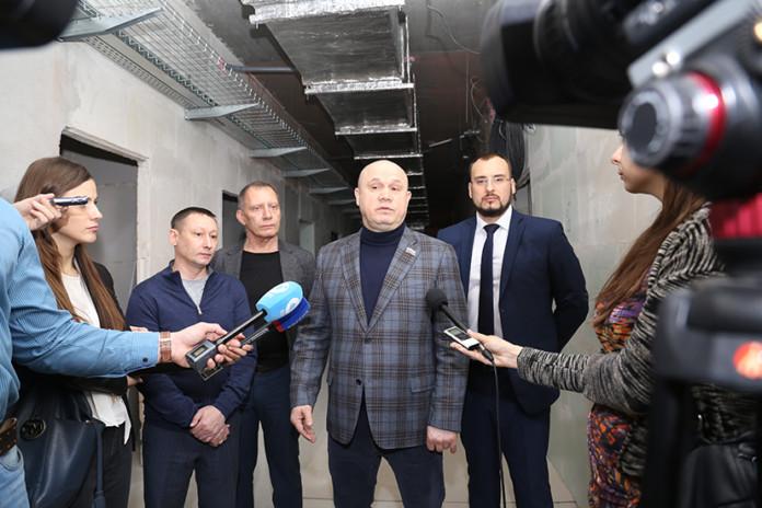 Миниатюра для: Перинатальный центр в Новосибирске начнут оснащать оборудованием до конца года