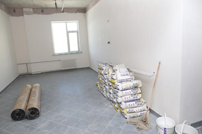 Миниатюра для: Каждая четырнадцатая новосибирская семья в 2020 году сделала в квартире ремонт