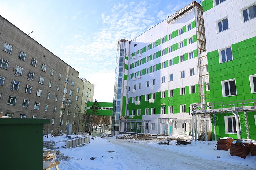 Перинатальный центр в Новосибирске начнут оснащать оборудованием до конца года - Фотография