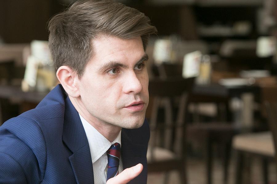 Дмитрий Стакановский