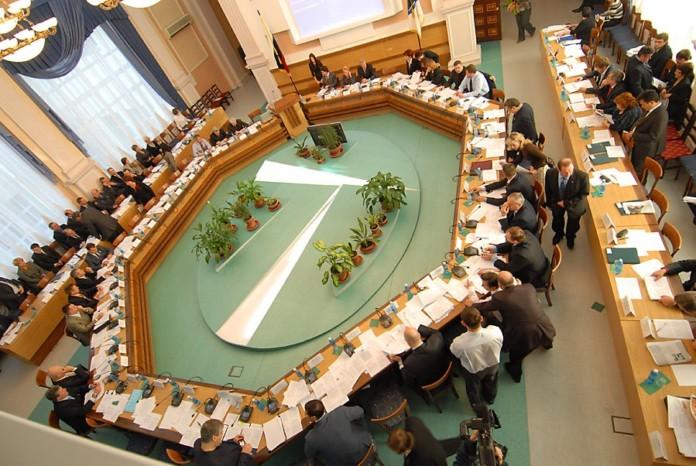 Миниатюра для: Депутаты горсовета Новосибирска утвердили новую схему деления округов