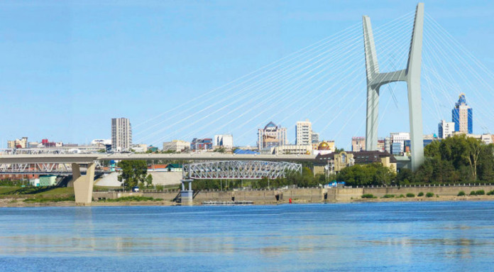 Миниатюра для: «Газпромбанк» открыл кредитную линию на 6,5 млрд для строительства четвертого новосибирского моста