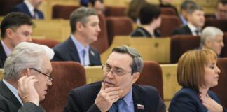 Новосибирские депутаты готовятся обсуждать поправки в Конституцию РФ