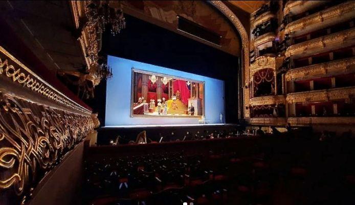 Миниатюра для: В НОВАТе в начале апреля пройдут гастроли Большого театра России, несмотря на коронавирус