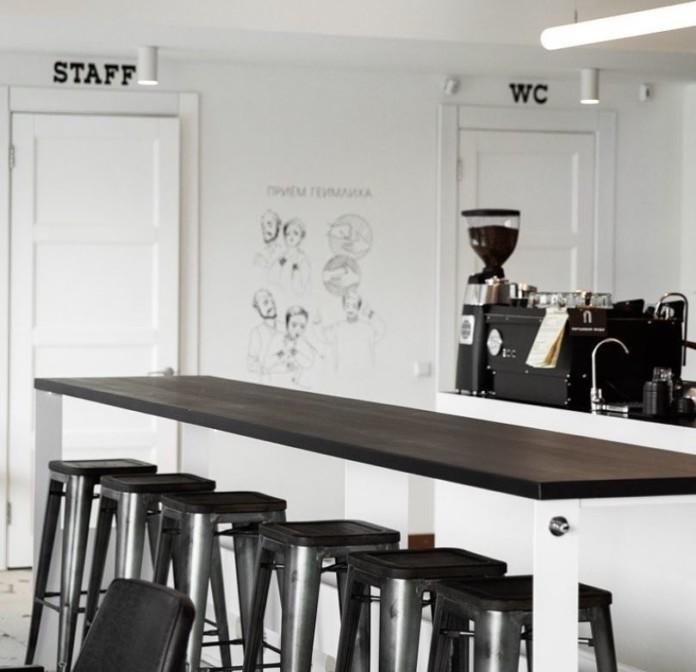 Миниатюра для: Как сибирские кофейни защищают своих гостей от угрозы заражения коронавирусом?