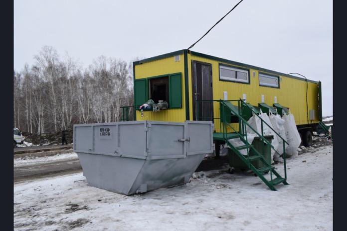 Миниатюра для: Новая линия сортировки мусора открыта в Новосибирске
