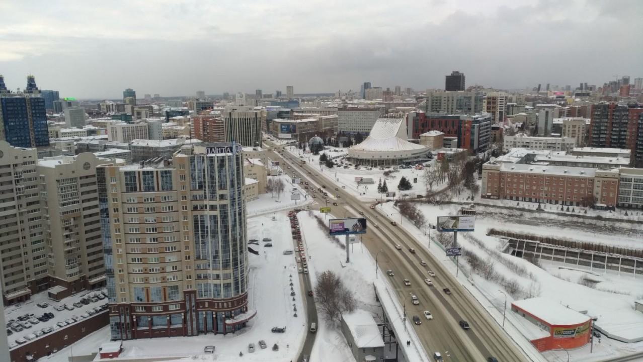 Улица Кирова Новосибирск