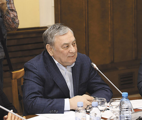 Миниатюра для: Новосибирские единороссы поддержали просьбу губернатора уходить от формализма в работе