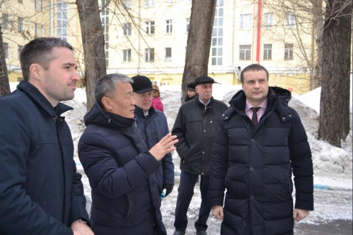 Миниатюра для: 650 домов в Новосибирской области будут отремонтированы по региональной программе капремонта в 2020 году