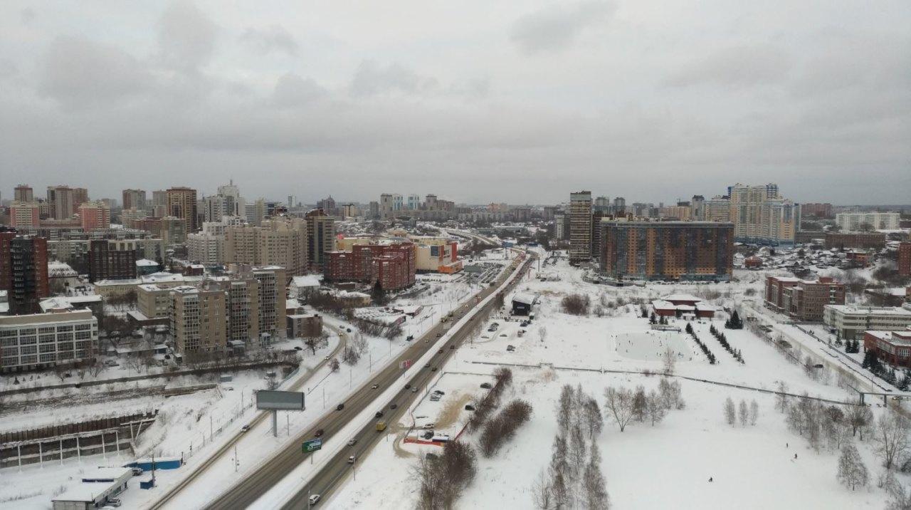 Новосибирск, улица Ипопдромская