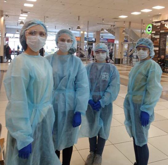 В Толмачево начали работать бригады медиков-волонтеров