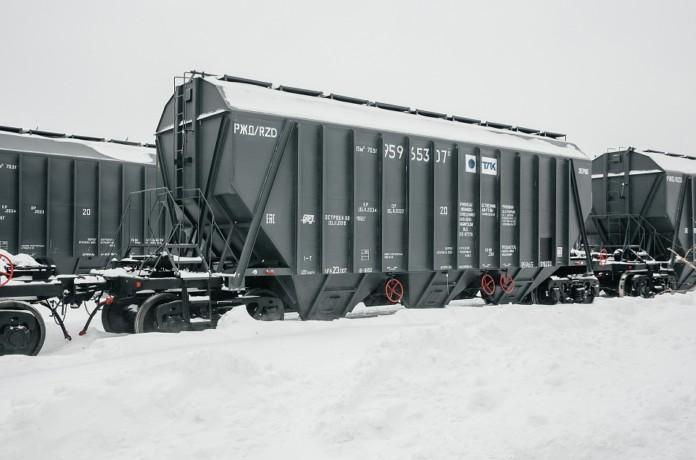 Миниатюра для: Барнаульский вагоноремонтный завод увеличил производство на 35%