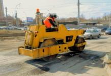Анатолий Локоть распорядился исправить выявленные дефекты на дорогах к июню