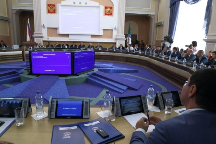 Миниатюра для: Координатор ЕР в Новосибирске Виктор Игнатов упрекнул КПРФ в популизме