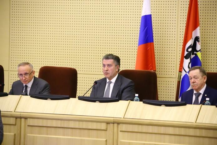 Миниатюра для: Новосибирские парламентарии просят минсельхоз расширить список «погектарной поддержки»