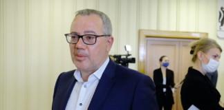 Депутат Законодательного собрания Новосибирской области Илья Поляков