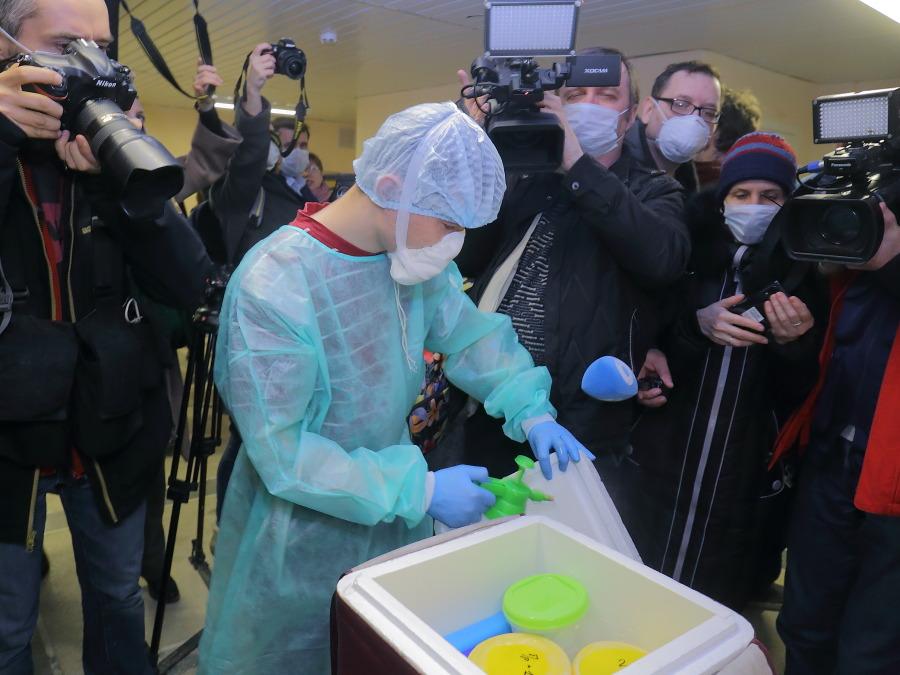 Где в Новосибирске сдать анализ на COVID-19? - Фото