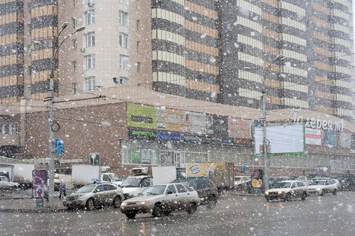 В Новосибирск возвращается плохая погода: синоптики обещают снег с дождем
