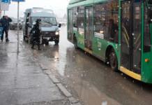 Новосибирский общественный транспорт возвращается к нормальной работе