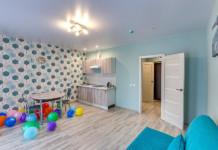 Продажи апартаментов с отделкой под ключ