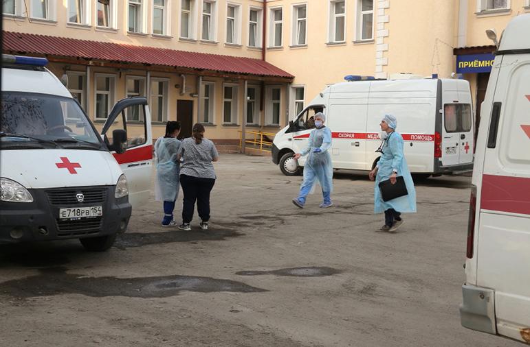 «Вирус, мы тебя знаем»: многие новосибирцы могли переболеть COVID-19, не догадываясь об этом - Фотография