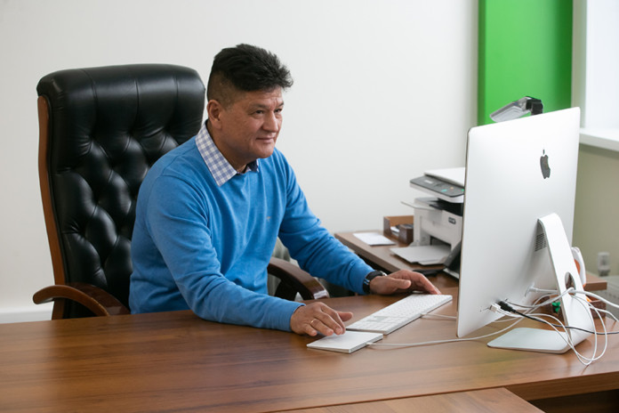 Виталий Хан, генеральный директор АО «СКТБ «Катализатор»