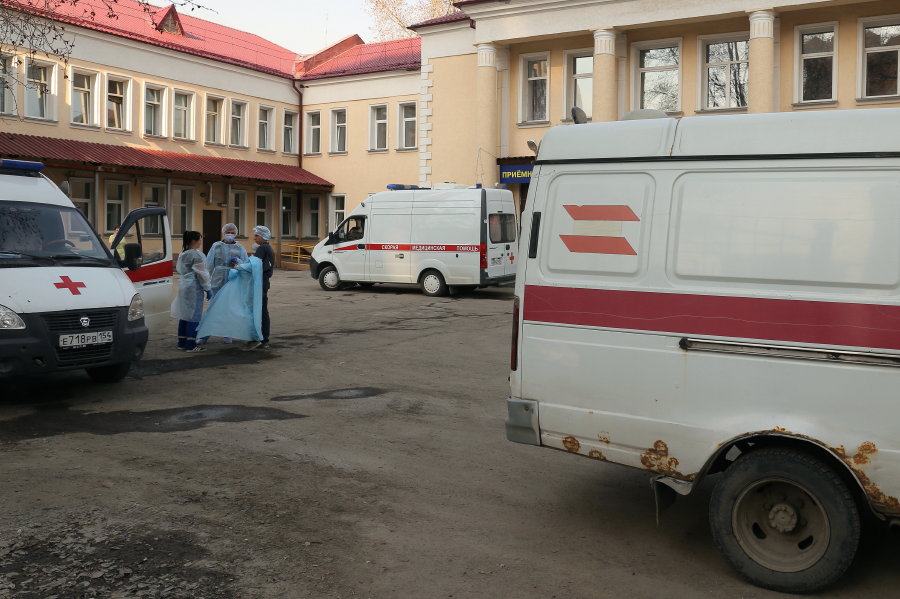 51 человек был инфицирован коронавирусом за сутки в Новосибирской области