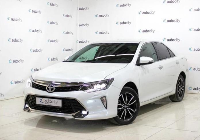 Toyota осталась самой популярной иномаркой на вторичном рынке Сибири