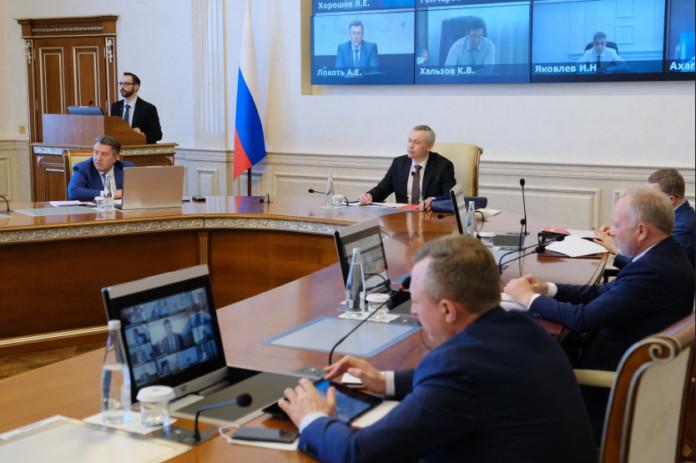 Миниатюра для: Андрей Травников анонсировал дополнительные меры поддержки экономики Новосибирской области